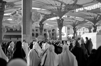 Friday Prayer in Al Masjid an Nabawi, Madīnah