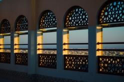 Rooftop of Ewan Hotel Apartments, Ajman