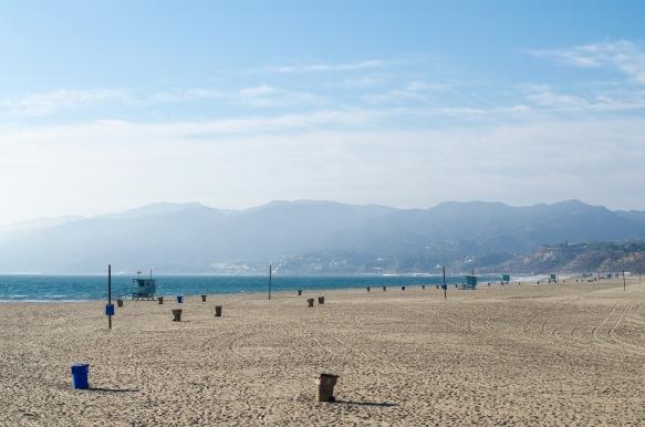 Santa Monica Beach, Santa Monica