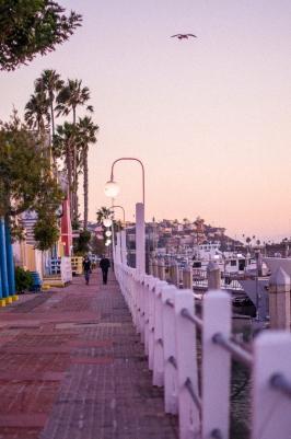 Marina Del Rey Pier, Venice