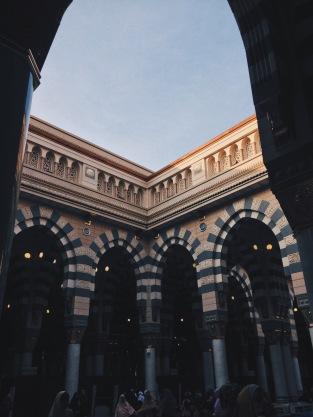 Al Masjid an Nabawi, Madīnah. Shot on iPhone